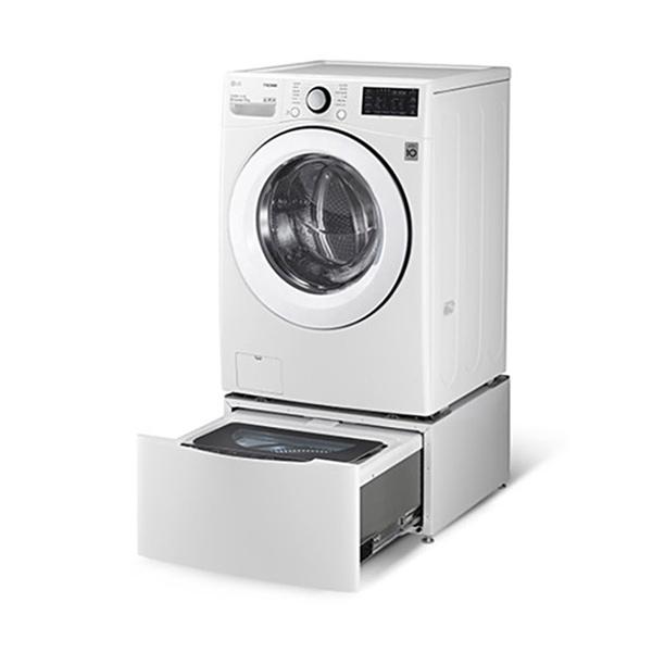[LG] 트롬 트윈워시 드럼세탁기 17KG 화이트