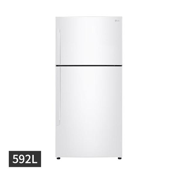 [LG] 일반냉장고 592L 화이트