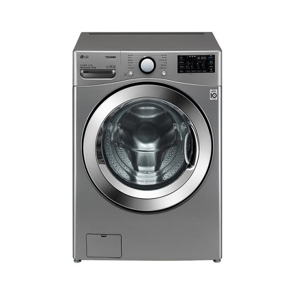 [LG] 트롬 드럼세탁기 17KG 스테인리스실버