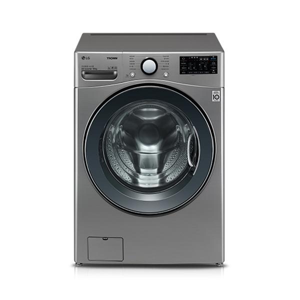 [LG] 트롬 드럼세탁기 18KG 모던스테인리스