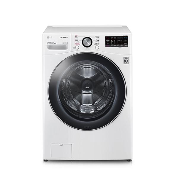 [LG] 트롬 드럼세탁기 24KG 화이트