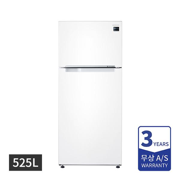 [삼성] 일반냉장고 스노우 화이트 525L