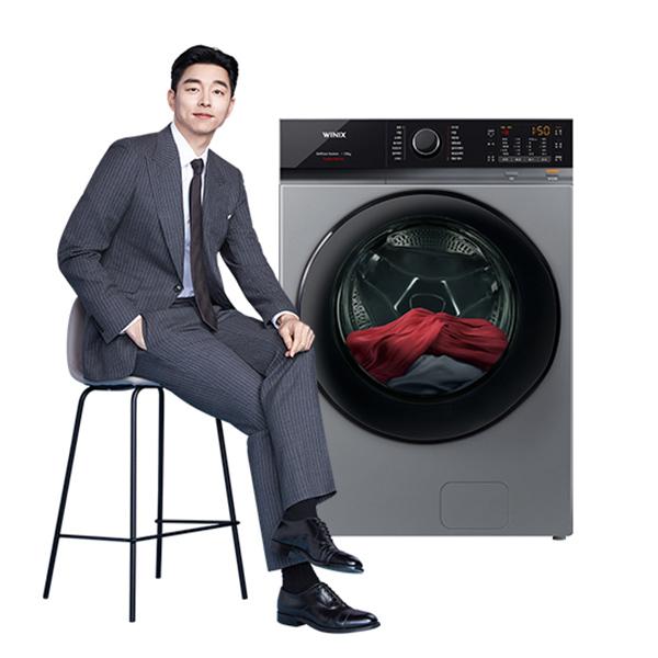 [위닉스] 텀블세탁기 메탈릭그레이 23kg