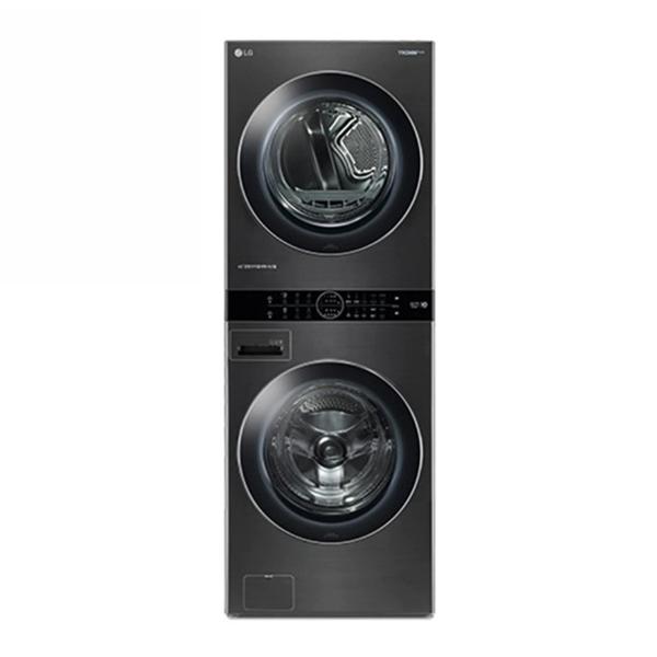 [LG] 트롬 워시타워 스페이스블랙 (세탁24kg+건조17kg)
