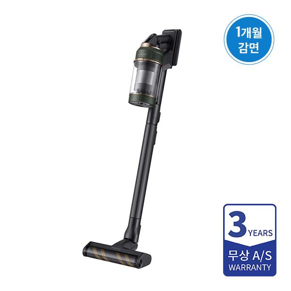 [삼성] 비스포크 제트3.0 무선청소기 우디그린 210W