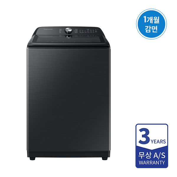 [삼성] 통버블 세탁기 19kg