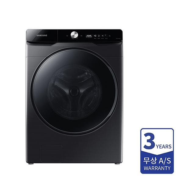[삼성] 그랑데 세탁기 AI 블랙케비어 24kg