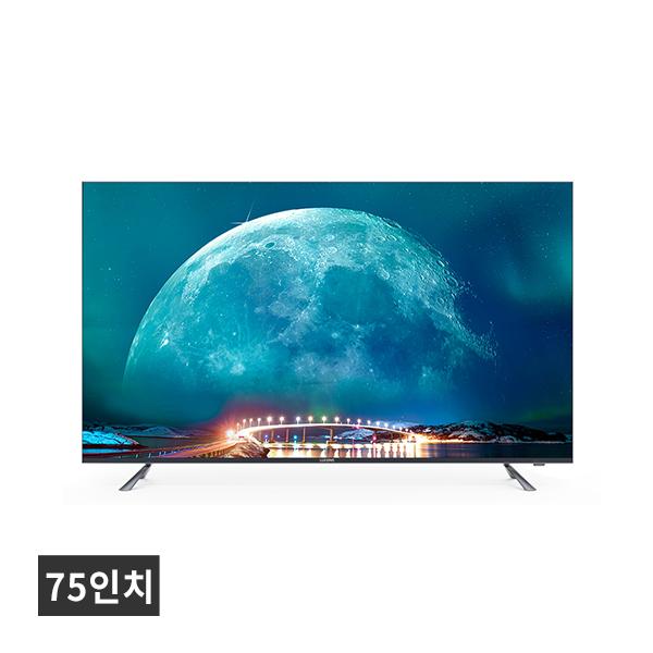 [루컴즈] 75인치 UHD 솔로앤 스마트 TV